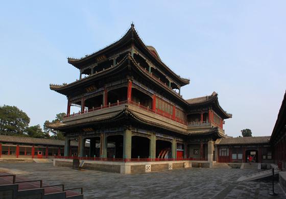 颐和园-北京旅游景点推荐